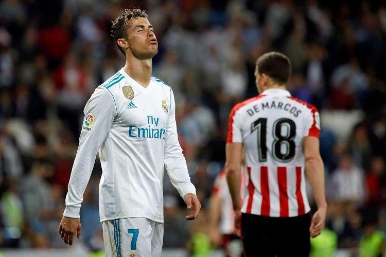 Cristiano Ronaldo es investigado por presunto fraude fiscal. Foto: EFE