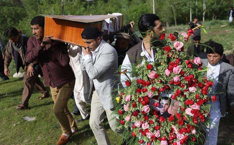 Asesinan a periodistas en medio de cobertura. Foto/EFE
