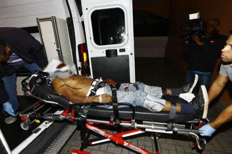 La víctima se mantiene en estado delicado. Foto: Alexander Santamaría