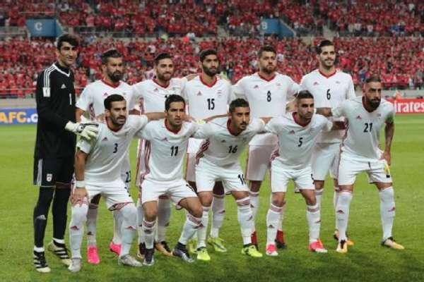 Selección de Irán/AP