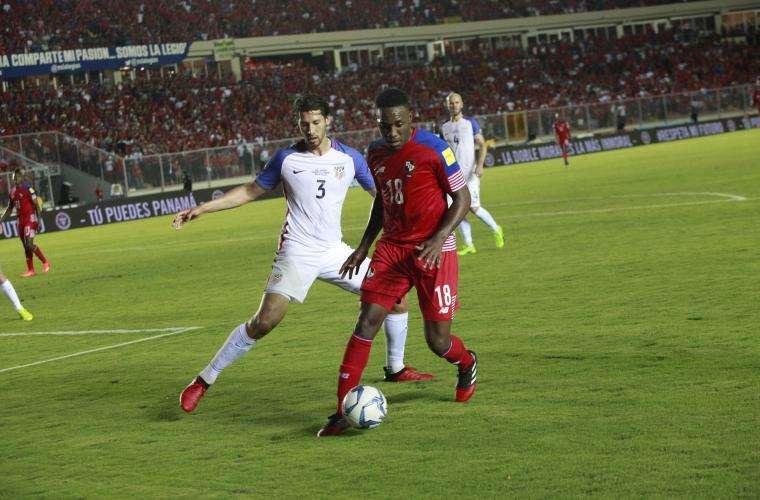 El atacante panameño Luis Tejada.