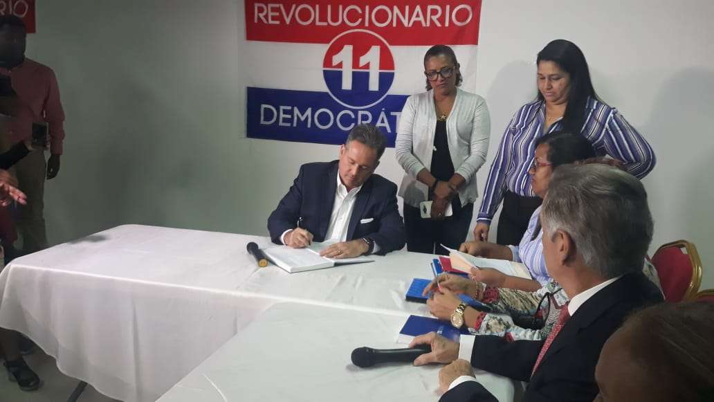 Juan Carlos Navarro, PRD. Foto: Yorlenne Morales
