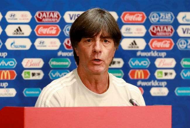 El entrenador de la selección de fútbol de Alemania, Joachim Löw. Foto:EFE