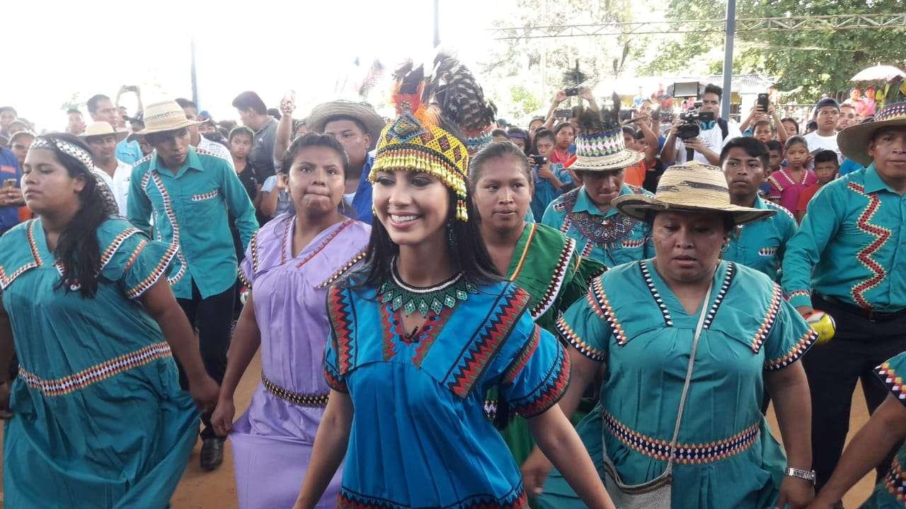Ella anhela que reine la tolerancia, ya que en el Miss Universo se escuchará el nombre de Panamá. Fotos: Mayra Madrid