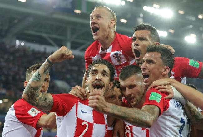 Croacia se enfrentará el jueves a Argentina.