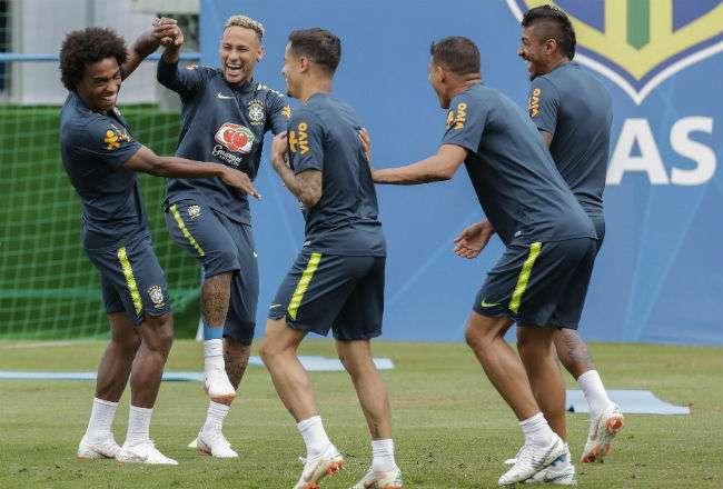 La selección de Brasil se encuentra en el grupo E. Foto: EFE
