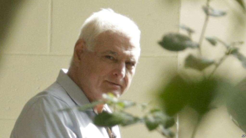 Expresidente de Panamá ricardo Martinelli en El Renacer. Foto: AP Archivo