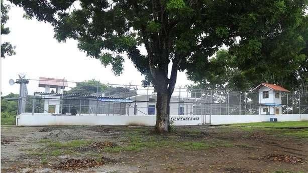 Penitenciaria de Punta Coco. Fotos/Redes