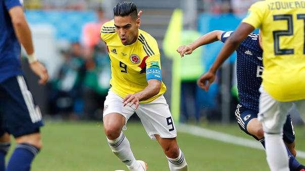 Colombia encara el domingo su segundo compromiso contra Polonia. Foto EFE