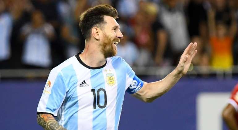 Lionel Messi no ha logrado brillar en el Mundial de Rusia 2018. Foto: EFE