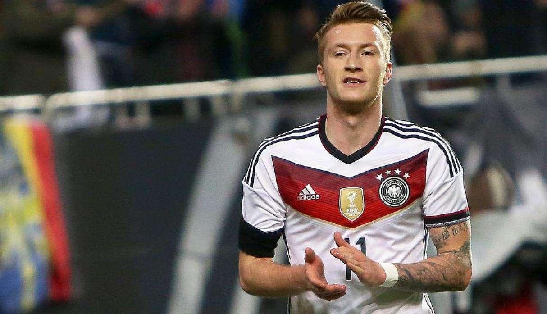 Alemania le ganó 2-1  a Suecia.