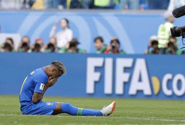Neymar es el líder de la selección de Brasil para el Mundial de Rusia 2018.