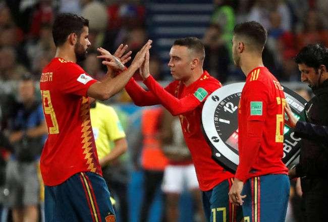 La selección de España se encuentra en el grupo B. Foto: EFE