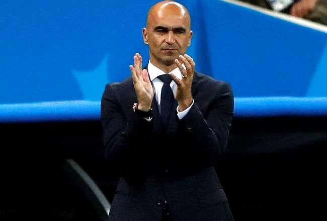 El técnico de la selección belga. Foto: EFE
