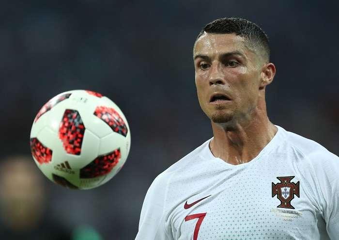 La presencia de Cristiano Ronaldo no fue suficiente para Portugal. /AP