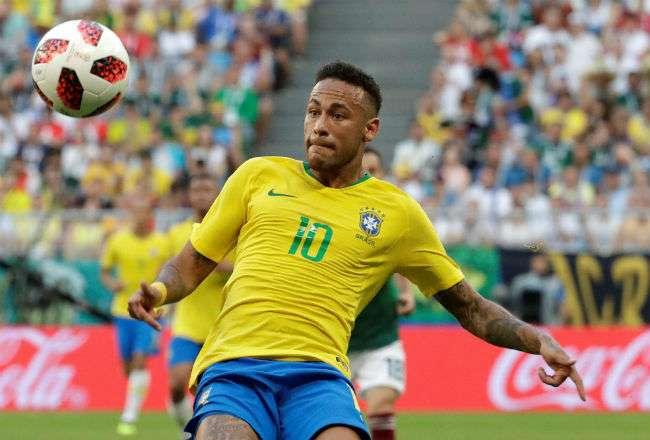 Neymar ha sido fundamental en el ataque de Brasil en el Mundial de Rusia 2018.
