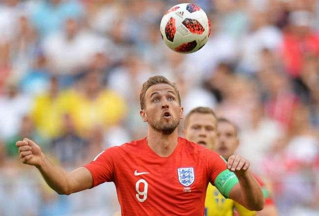 Harry Kane ha marcado seis goles para ser el líder del Mundial Rusia 2018.