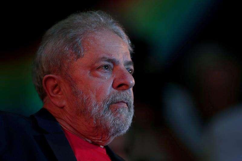 En la imagen el expresidente brasileño Luiz Inacio Lula da Silva. EFE/Archivo