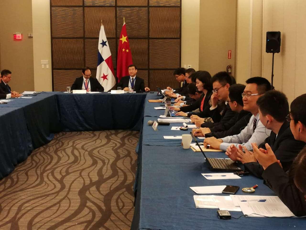 Inicia ronda de negociaciones entre Panamá y China