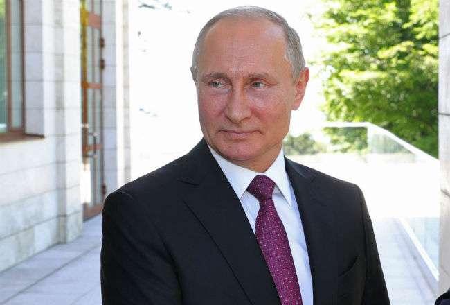 Vladímir Putin es un gran aficionado al judo y los deportes de invierno.