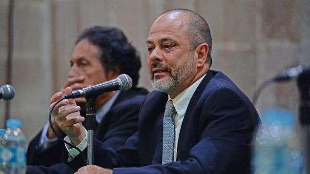 Antropólogo mexicano José Antonio Mac Gregor. Foto: Facebook
