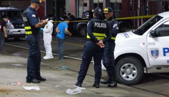 Las tres víctimas mantenían antecedentes por venta de sustancia ilícita, robo agravado y otros delitos. Foto: Mayra Madrid