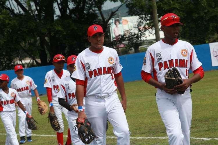 El equipo de Vacamonte, representando a Panamá A. Foto: Anayansi Gamez