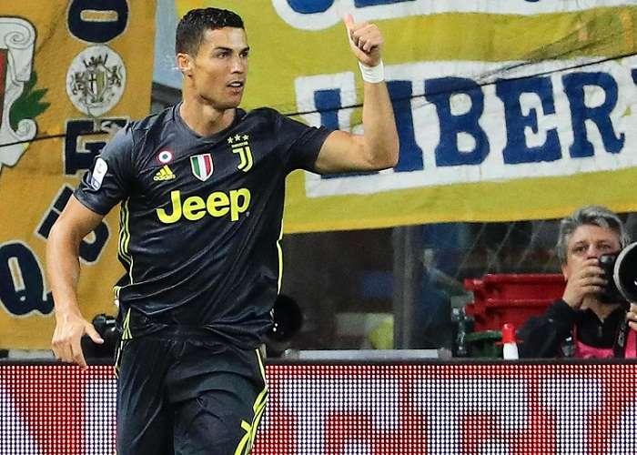 Cristiano Ronaldo señaló que dicha publicación es un 'fake news'. Foto: EFE