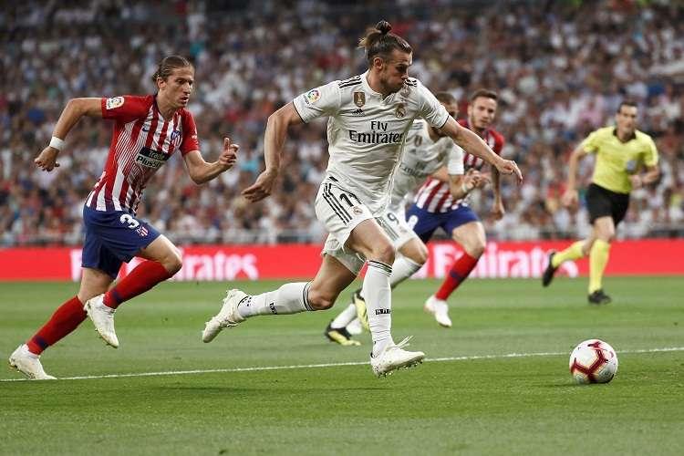 Gareth Bale no sufre lesión en el aductor de la pierna derecha. Foto: EFE