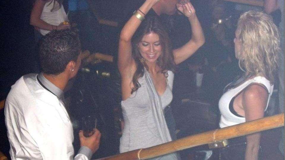 Kathryn Mayorga y Cristiano Ronaldo se conocieron en Las Vegas, Nevada.