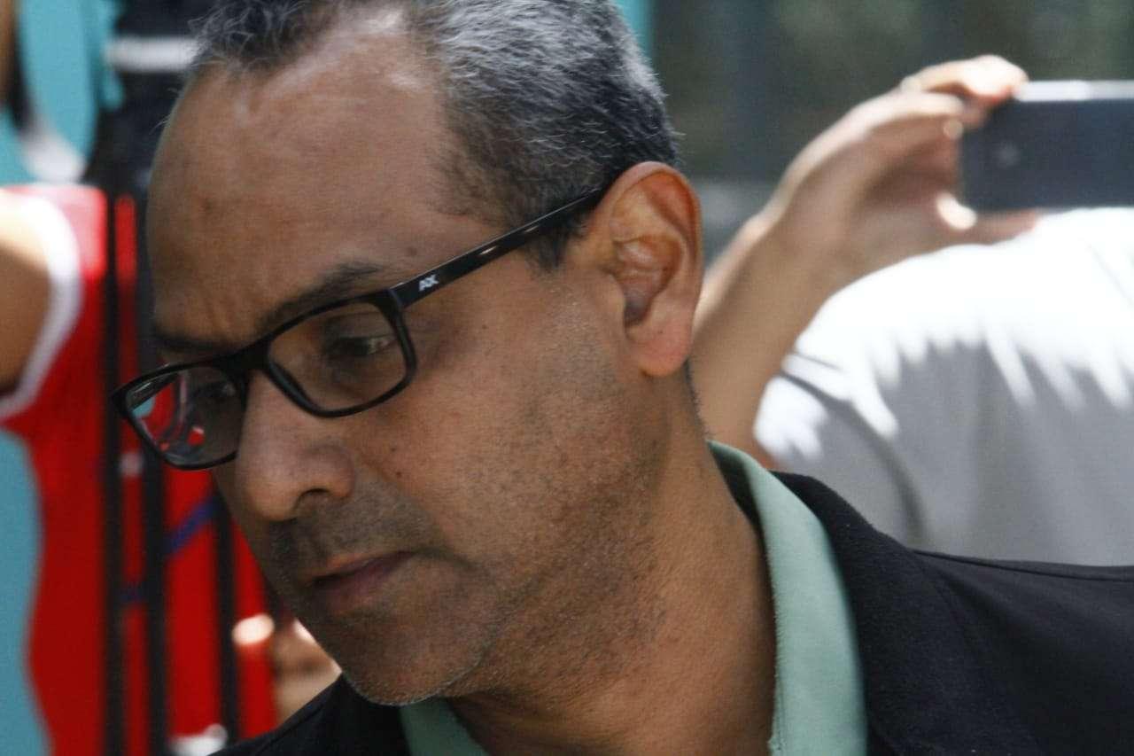 Comisionado Ovidio Fuentes. Foto: Edwards Santos
