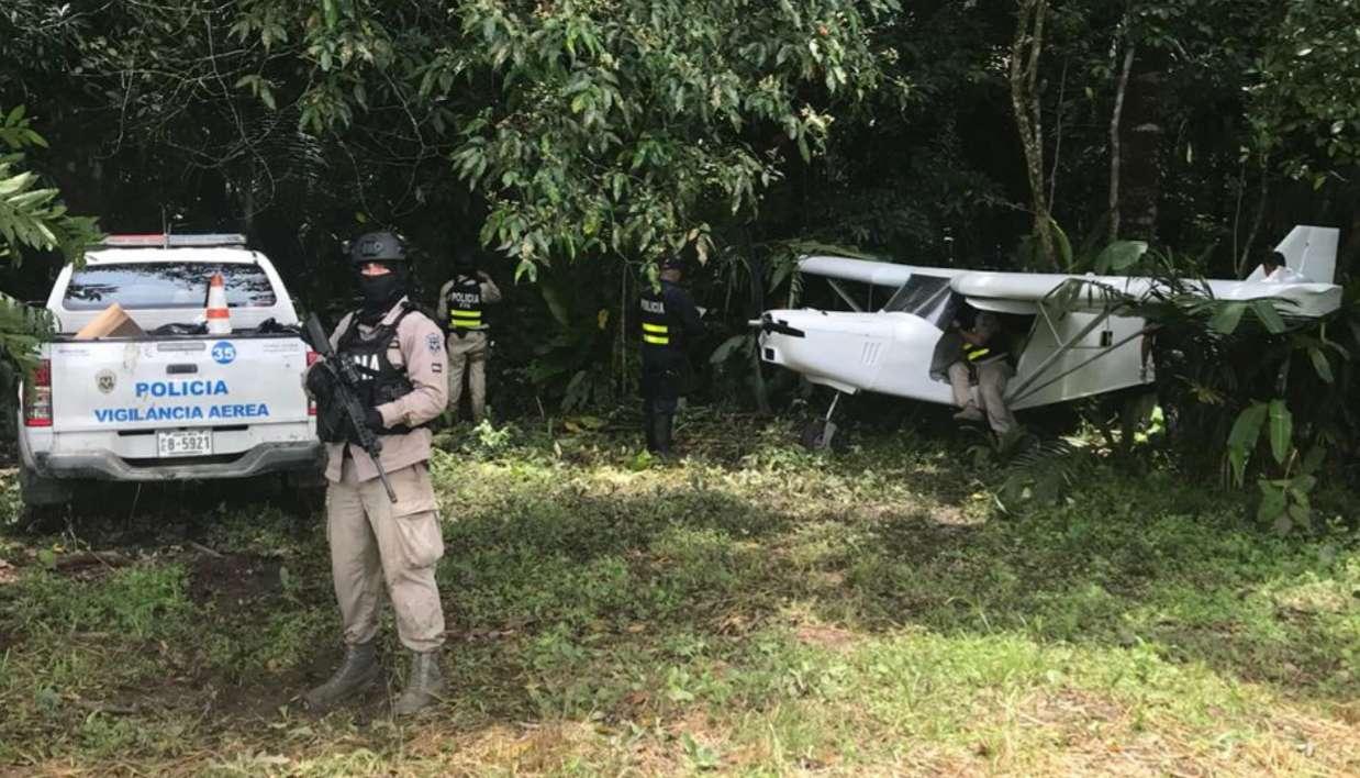 Las autoridades de Costa Rica encontraron la aeronave. Se investiga.