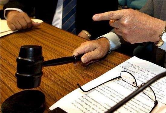La condena se dictó en  una audiencia realizada ante el Juzgado de Garantías.