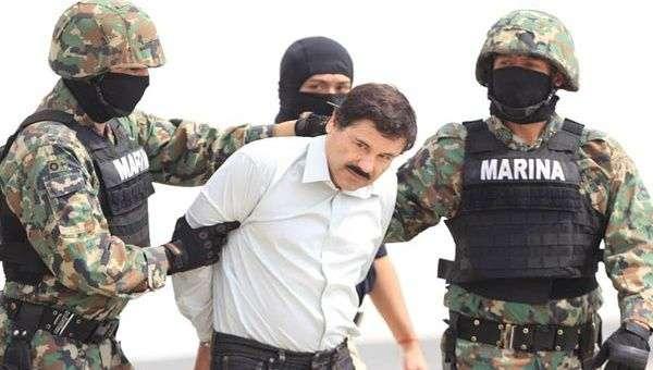 Antes de que 'El Chapo' fuera capturado y extraditado a EE.UU., las autoridades de aquel país calculaban que el capo de la droga había acumulado una fortuna de unos 14.000 millones de dólares.  /  Foto: EFE Archivo