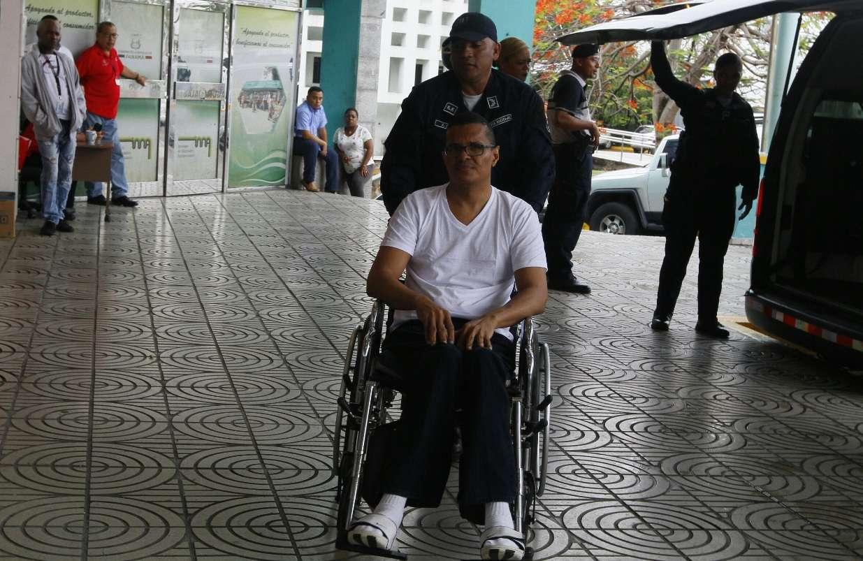 Hilario Chen Quintana llega al Sistema Penal Acusatorio. Foto: Edwards Santos