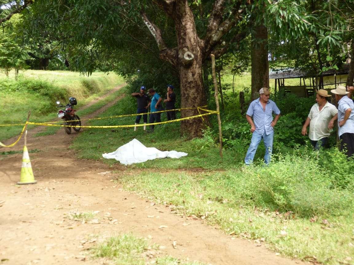 Los restos de Alfonzo fueron puestos a órdenes del Ministerio Público para las investigaciones de rigor.  Foto: Thays Domínguez