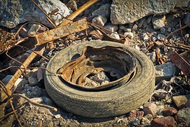 El área en donde fue ubicado el cadáver es de difícil acceso. Foto: Ilustrativa Pixabay