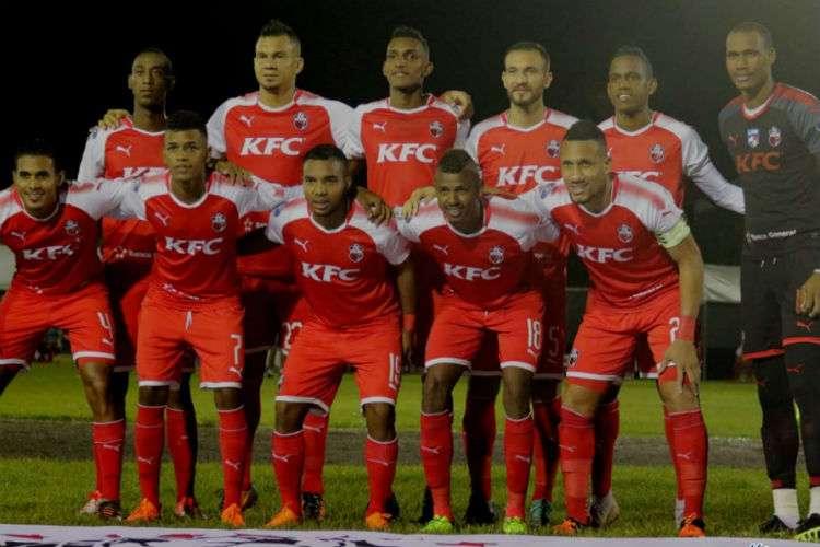 El conjunto del San Francisco tiene 25 puntos para ubicarse en la tercera posición del torneo Apertura de la Liga Panameña de Fútbol.