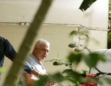 Imagen del archivo del expresidente Ricardo Martinelli.