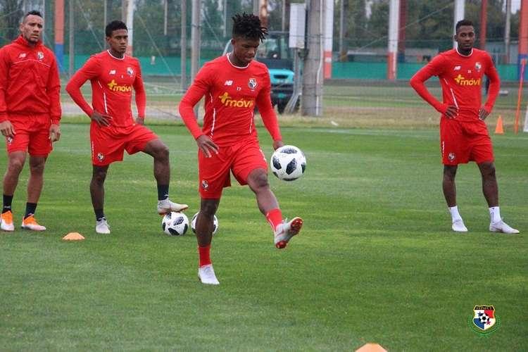El equipo de fútbol de Panamá es dirigido por Gary Stempel. Foto: Fepafut