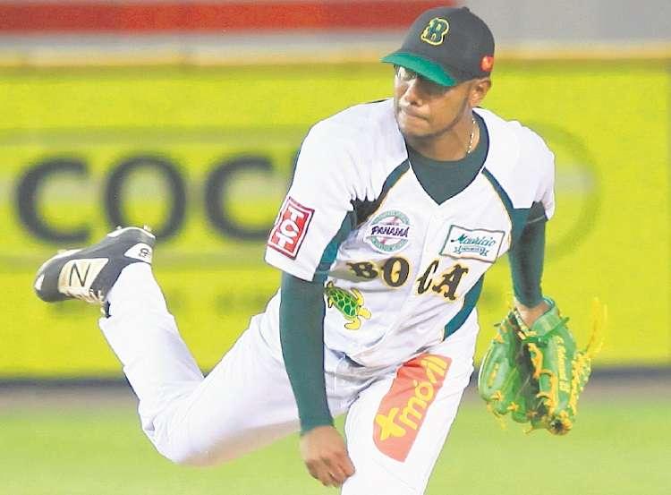 Euclides Bethancourt ha defendido los colores de Bocas del Toro en el béisbol mayor./ Archivo