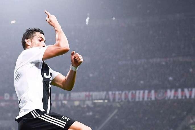 Cristiano Ronaldo con esto llega a 8 goles en 12 partidos. Foto: EFE