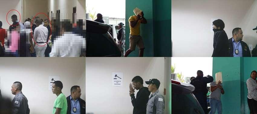 Investigados en caso del Banco General. Foto/ Edwards Santos