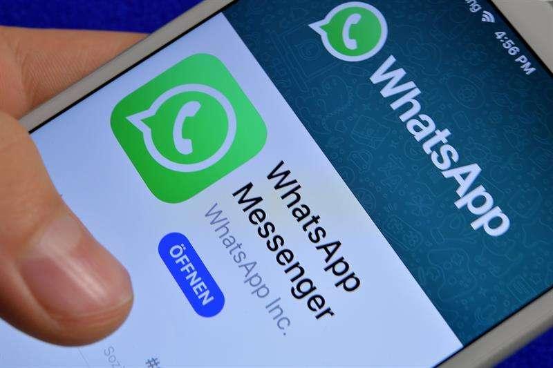WhatsApp es la aplicación más popular del mundo, ya que cuenta con cerca de 1.500 millones de usuarios. EFE