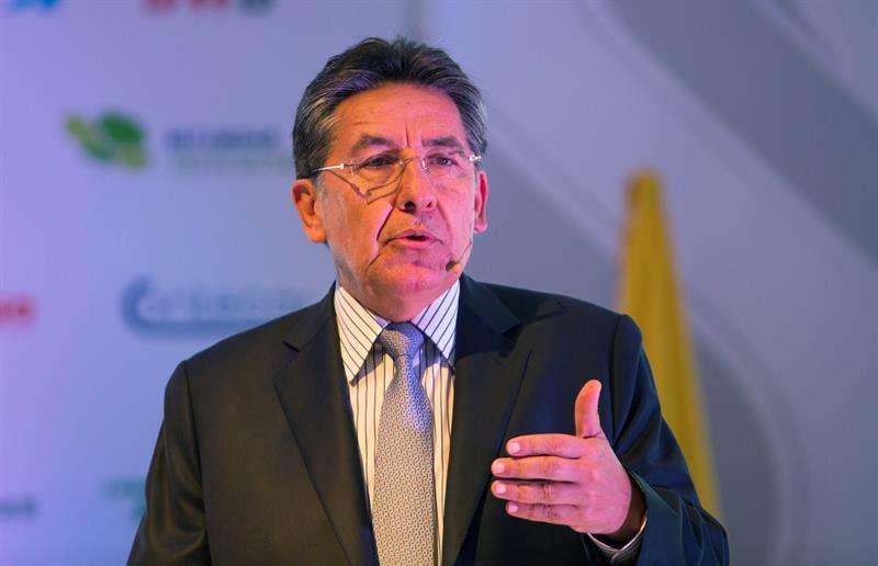 El fiscal general de la Nación, Néstor Humberto Martínez. EFE/Archivo