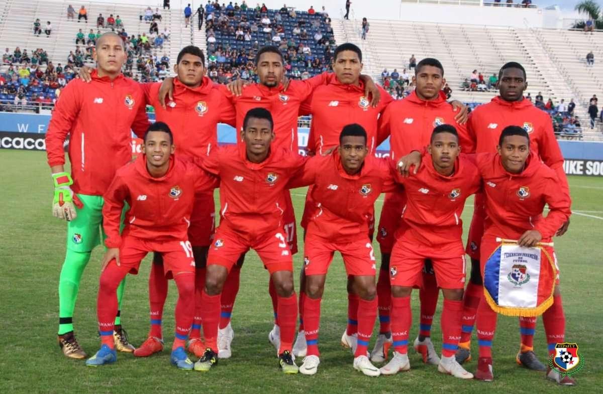 Onceno titular que jugó el encuentro de hoy ante México. Foto: Fepafut