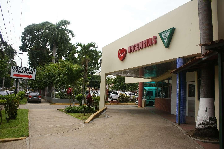 La víctima se encuentra recluida en el Hospital de El Niño.