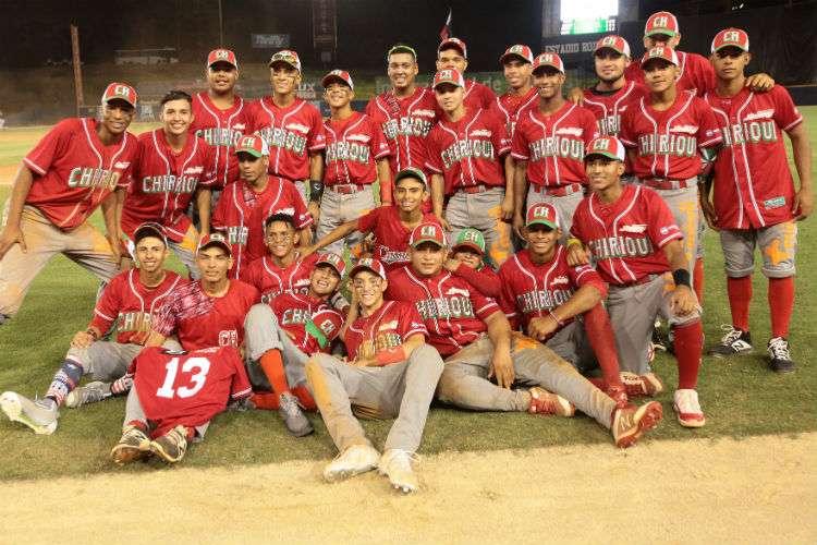 La novena de Chiriquí tiene marca de ocho triunfos y tres derrotas. Foto: Anayansi Gamez