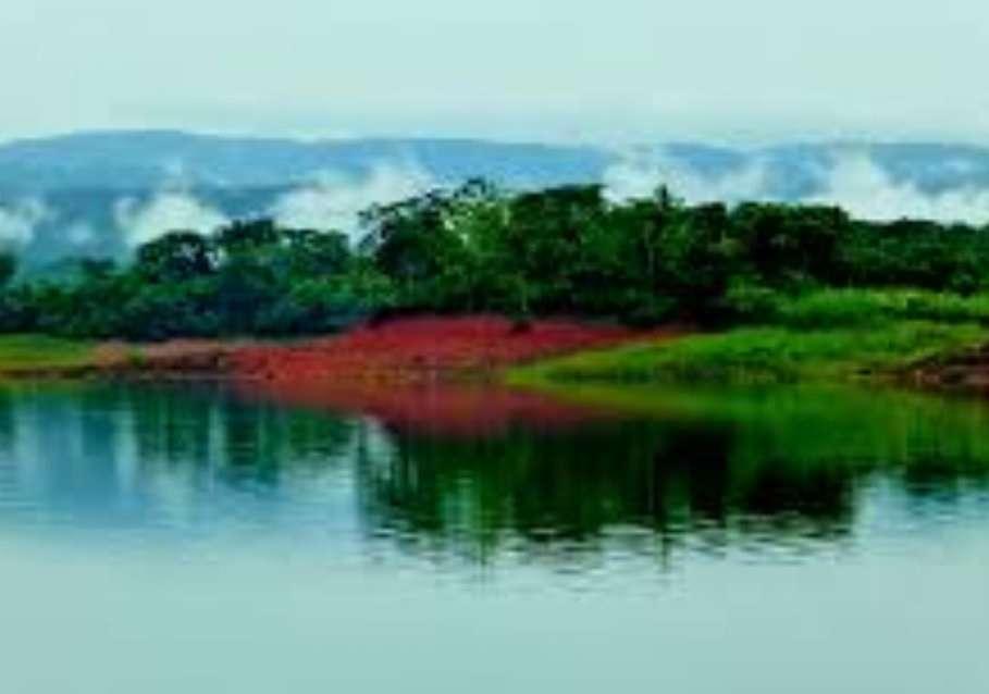Vista general del Lago Alajuela. Foto: @donderisja