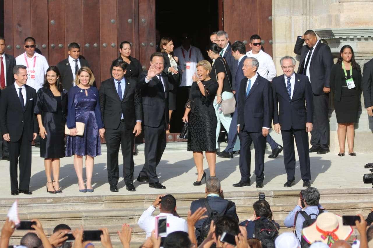 Presidente, Panamá, Canciller, jmj, Papa